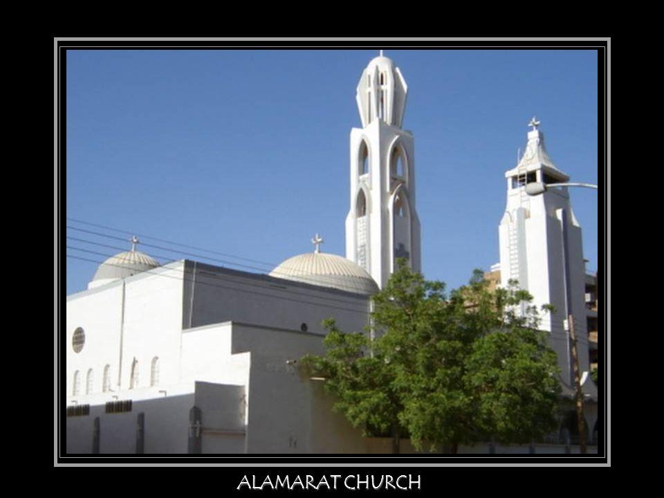 ALAMARAT CHURCH