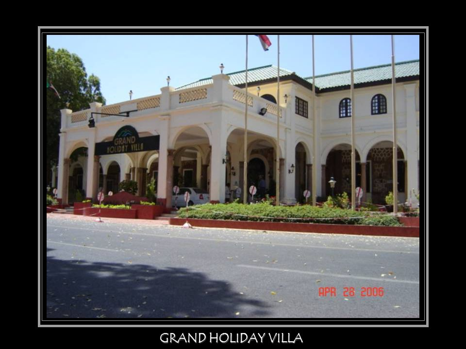 GRAND HOLIDAY VILLA