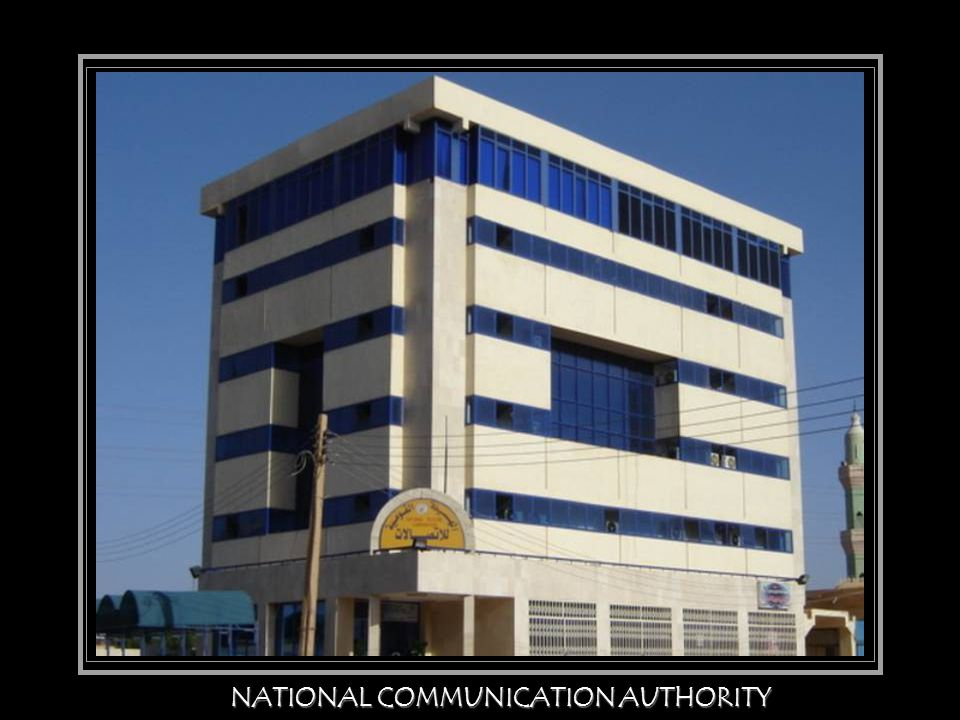 NATIONAL COMMUNICATION AUTHORITY