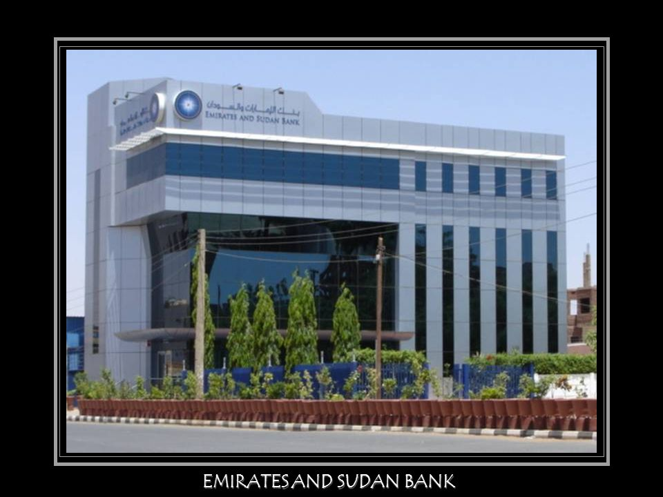 EMIRATES AND SUDAN BANK