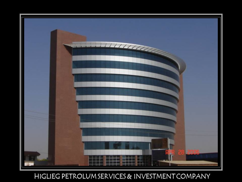 HIGLIEG PETROLUM SERVICES & INVESTMENT COMPANY