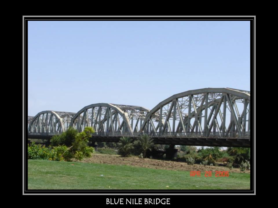 BLUE NILE BRIDGE
