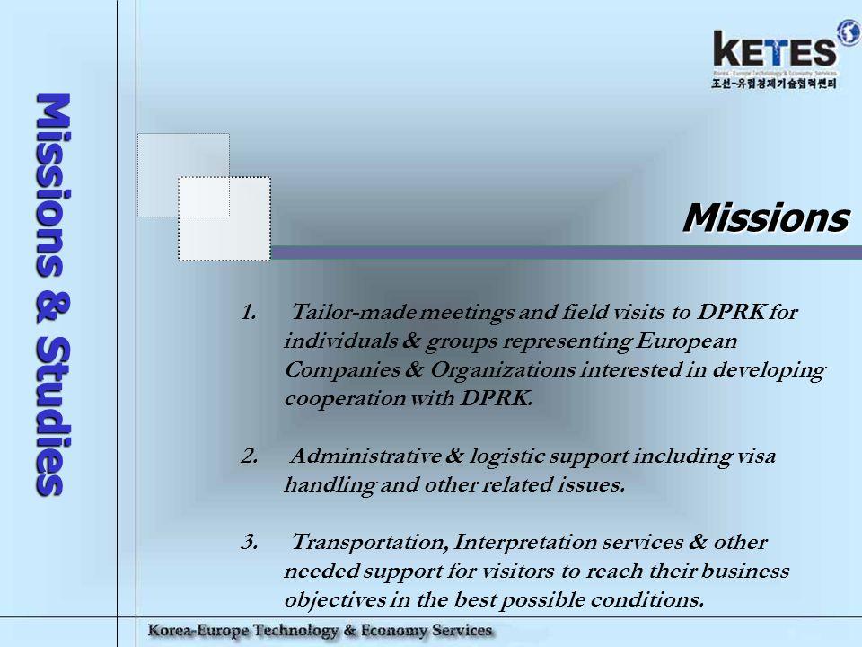 Korea-Europe Technology & Economy Services 18 Web site