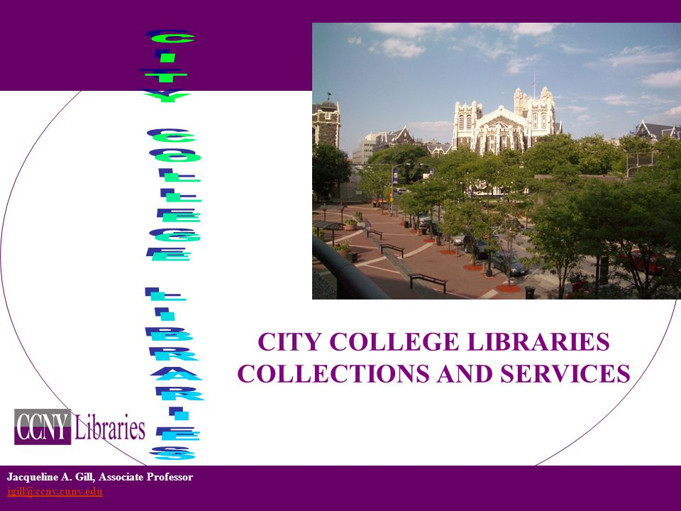 CLICS Books checked out at City college Library may be borrowed from another CUNY library using the CLICS service.