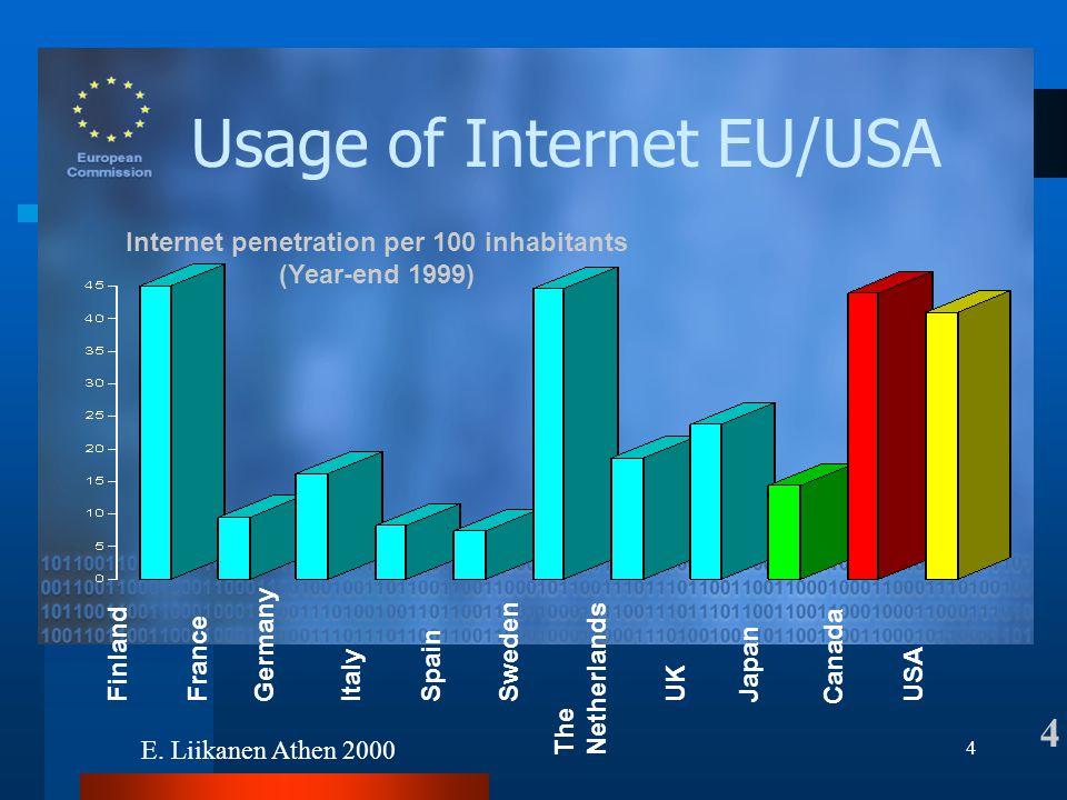 4 Számítógépek használata EU/USA E.