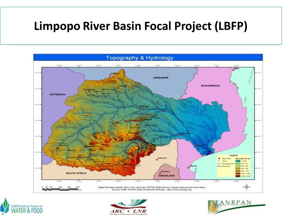 Limpopo River Basin Focal Project (LBFP)