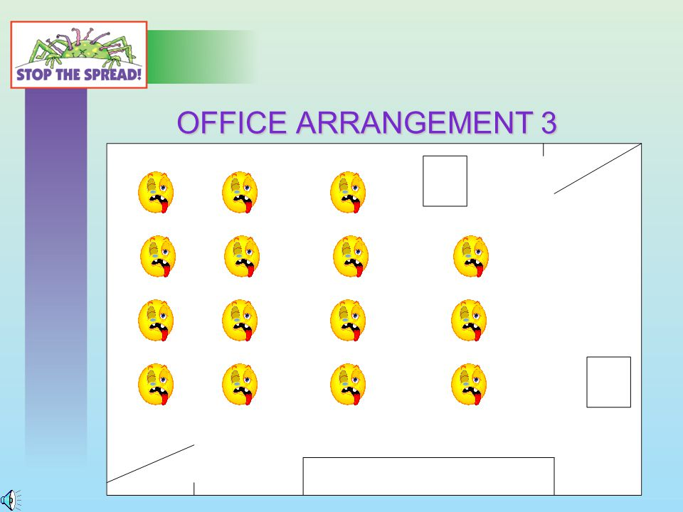 OFFICE ARRANGEMENT 3