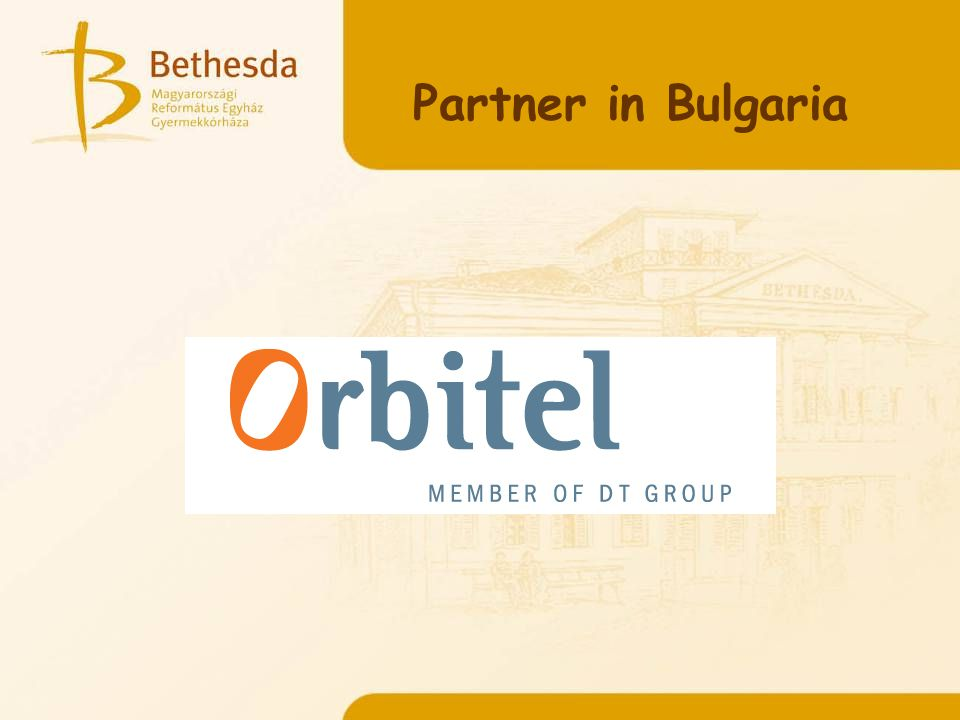 Partner in Bulgaria