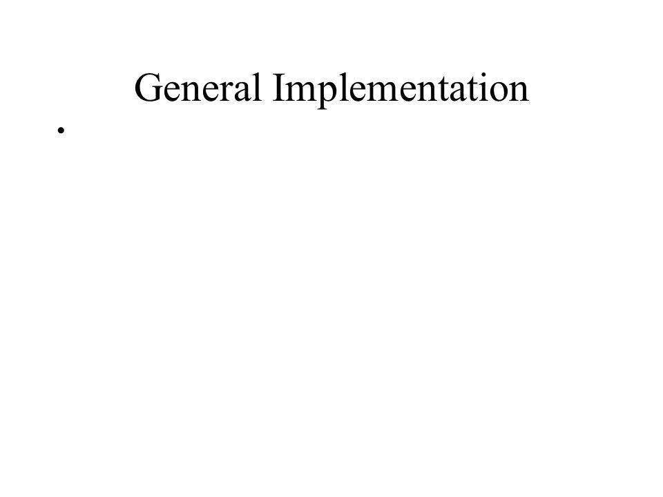 General Implementation Mass vs Concentration-Based Limits – Concentration-based limits for all subcategories except Steel Forming and Finishing. – No