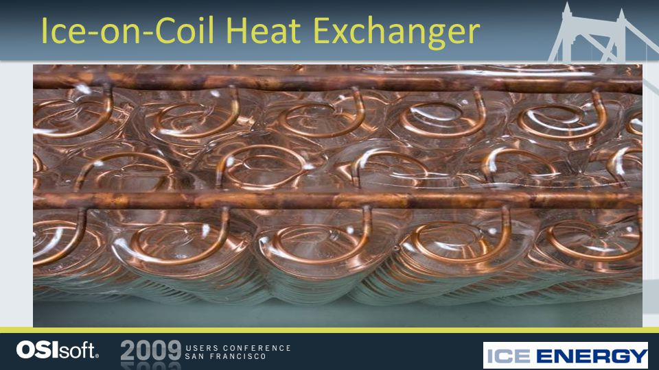 Ice-on-Coil Heat Exchanger