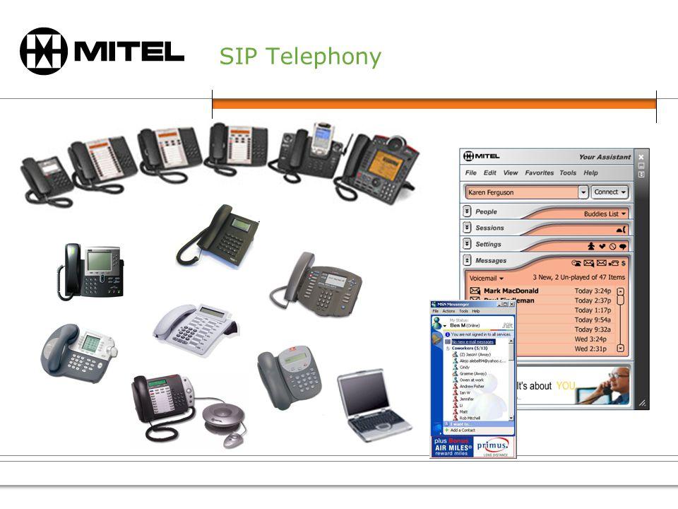 SIP Telephony