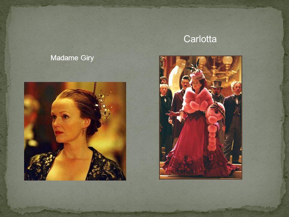 Madame Giry Carlotta