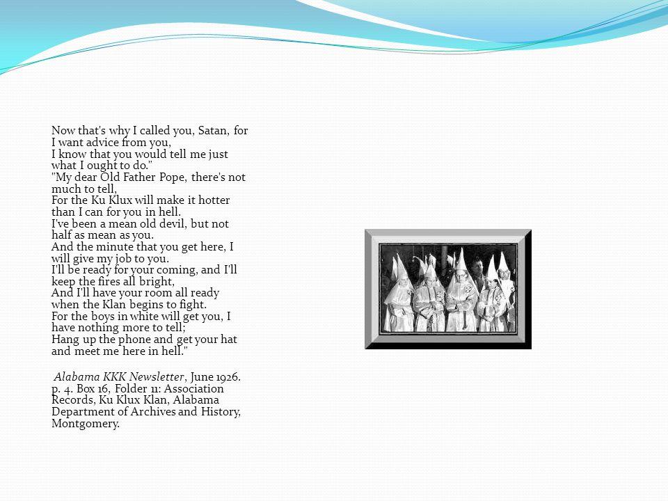 Rebel Brigade Knights of the Ku Klux Klan - Klan Women