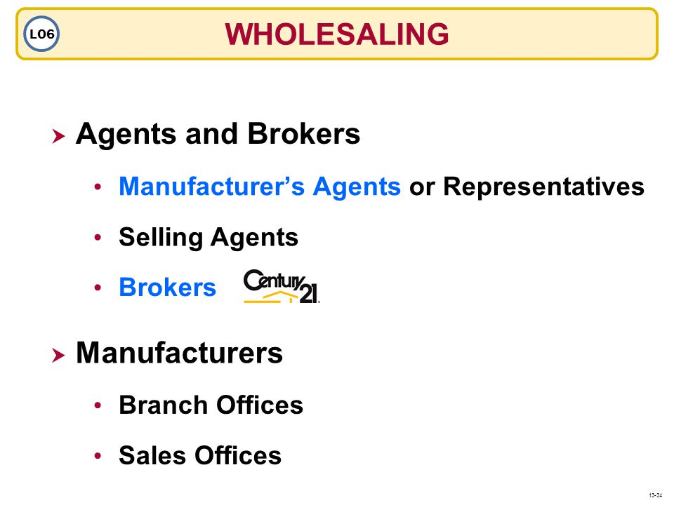 Manufacturers Agents or Representatives Manufacturers Agents or Representatives Selling Agents Brokers Manufacturers Branch Offices Sales Offices Agen