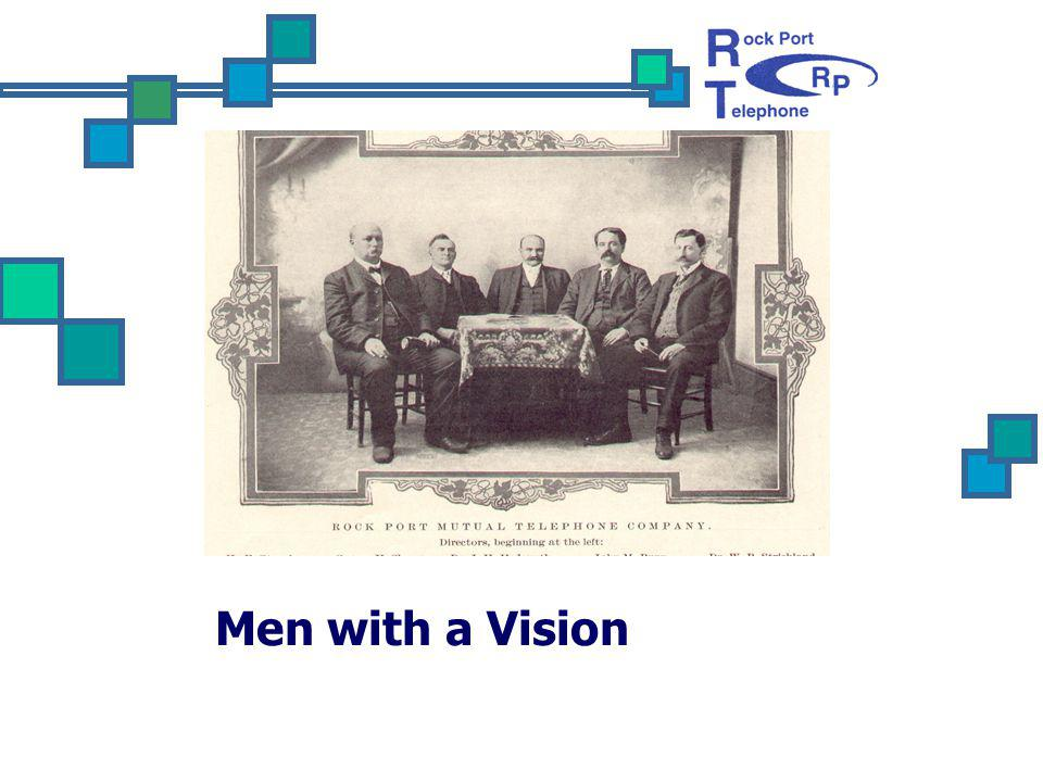 Men with a Vision