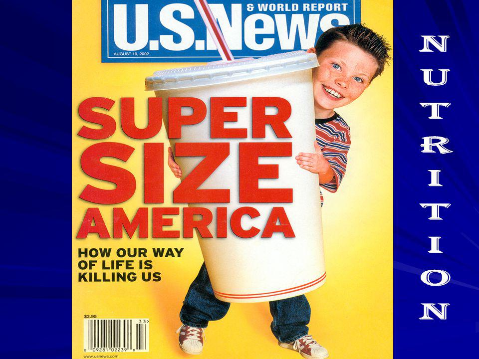 Obesity Trends Among U.S.