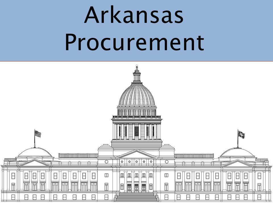 Arkansas Procurement