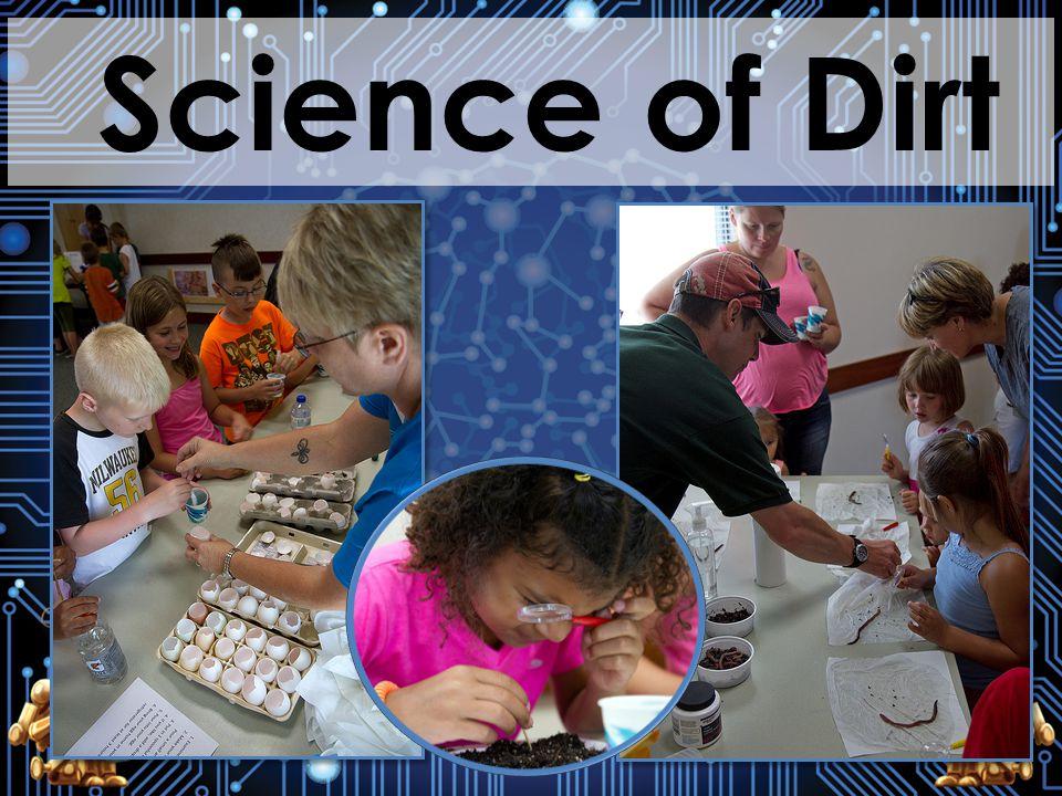 Science of Dirt
