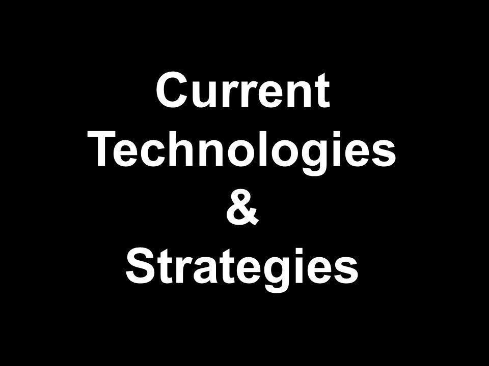 CurrentTechnologies&Strategies