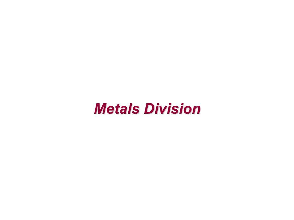 Metals Division