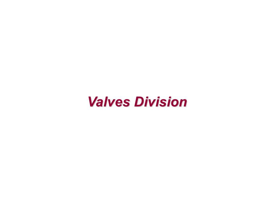 Valves Division