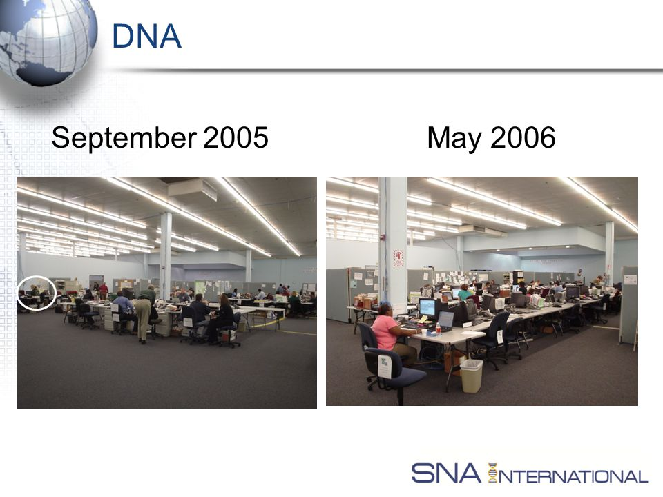 DNA September 2005May 2006
