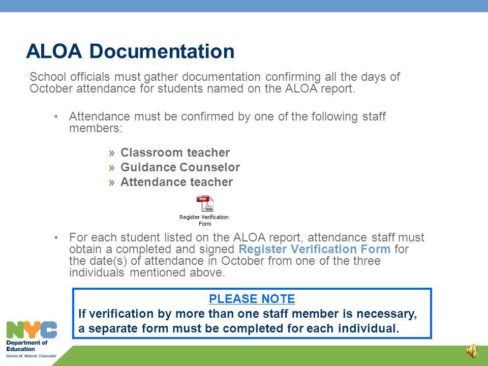 Register Verification Form 8