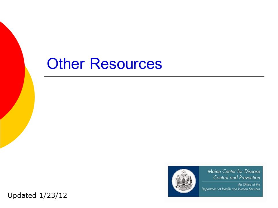 1 Other Resources Updated 1/23/12