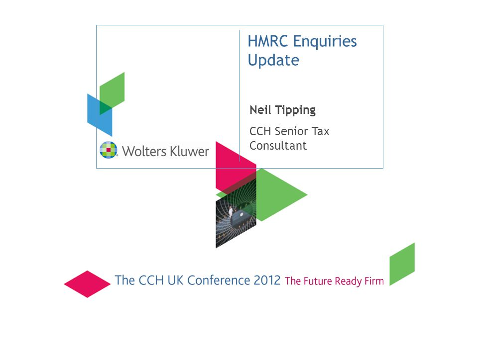 Current Issues HMRC Information Powers Single Compliance Process Alternative Dispute Resolution Business Record Checks