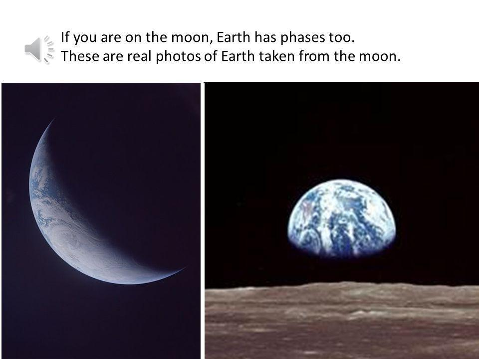 // The moon completes a phase cycle every 28 days because thats how long it take the moon to orbit Earth.
