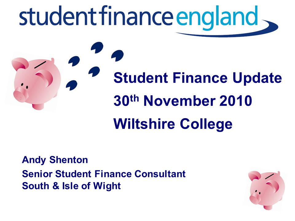 Loan amounts for 11/12 ALL amounts have been frozen at 2010/11 rates Main loans are 72% non-means tested, 28% means tested Reduced loans are available to students on sandwich years and to some students who are in receipt of an NHS Bursary