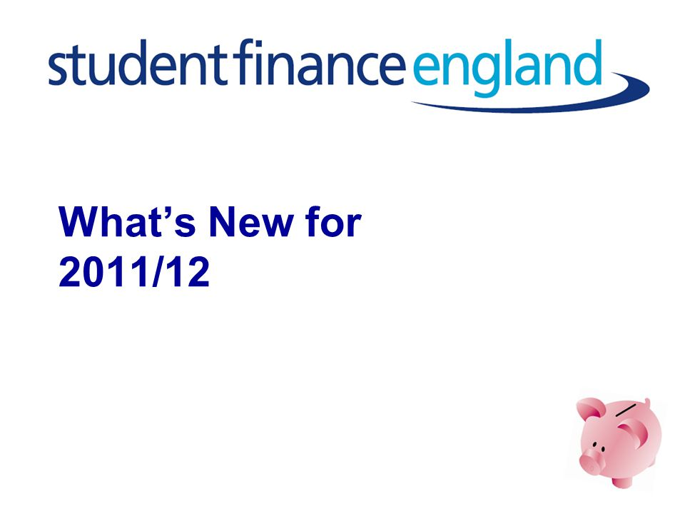 Help towards the additional costs that a student may be obliged to incur as a result of their impairment, health condition or specific learning difficulty In addition to the standard student finance package Does not have to be repaid Is not affected by the household income Looks at the specific needs of the individual in relation to their studies See Fact sheet Disabled Students Allowance