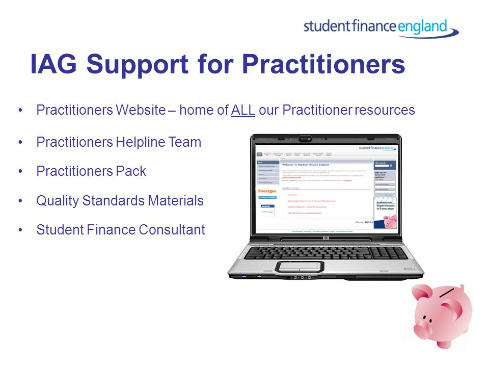 IAG Resources for Practitioners