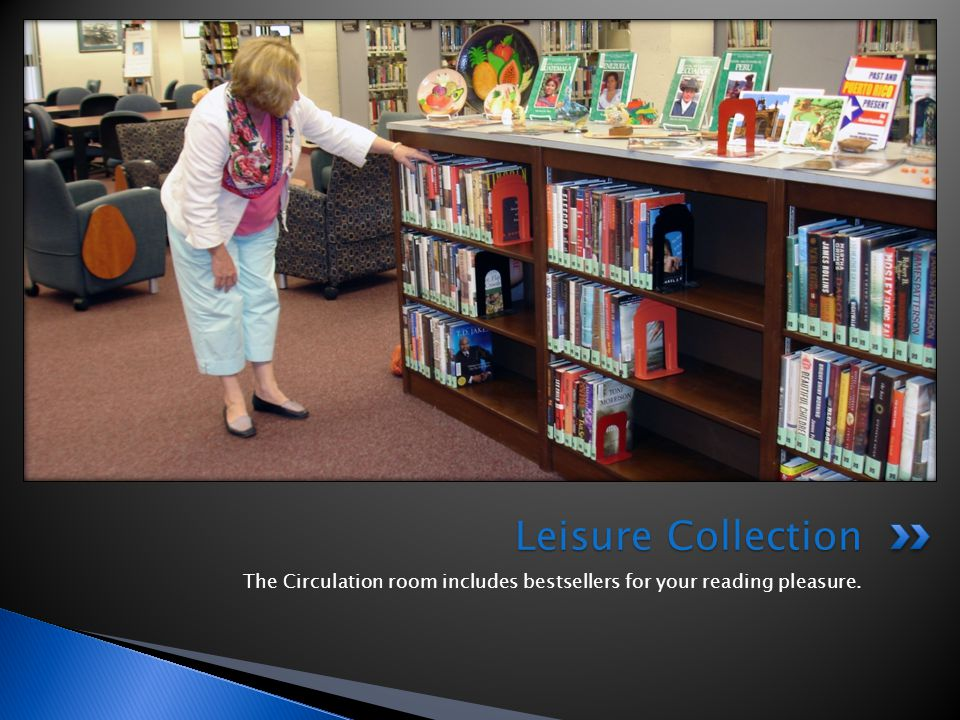 We have a great collection of educational videos and DVDs in our Learning Lab, a number of which can be checked out.