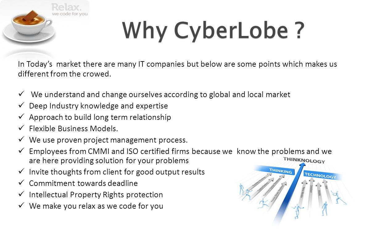 Why CyberLobe .