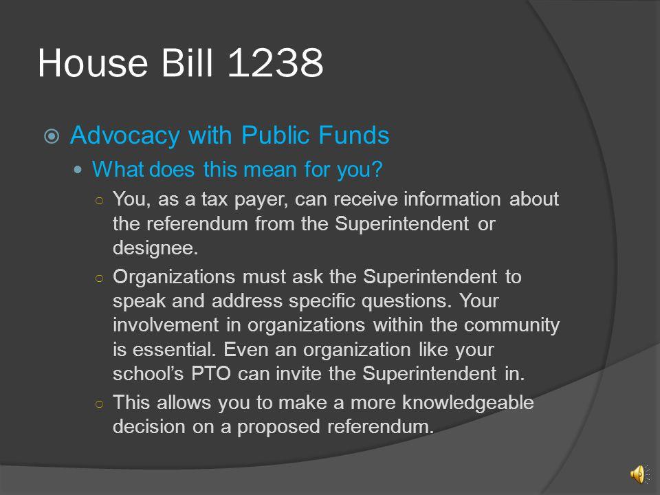 Next Steps Contact Your Legislatures Representative Daniel Leonard (R) Staff Contact: Clint Smith Mailing Address: 200 W.