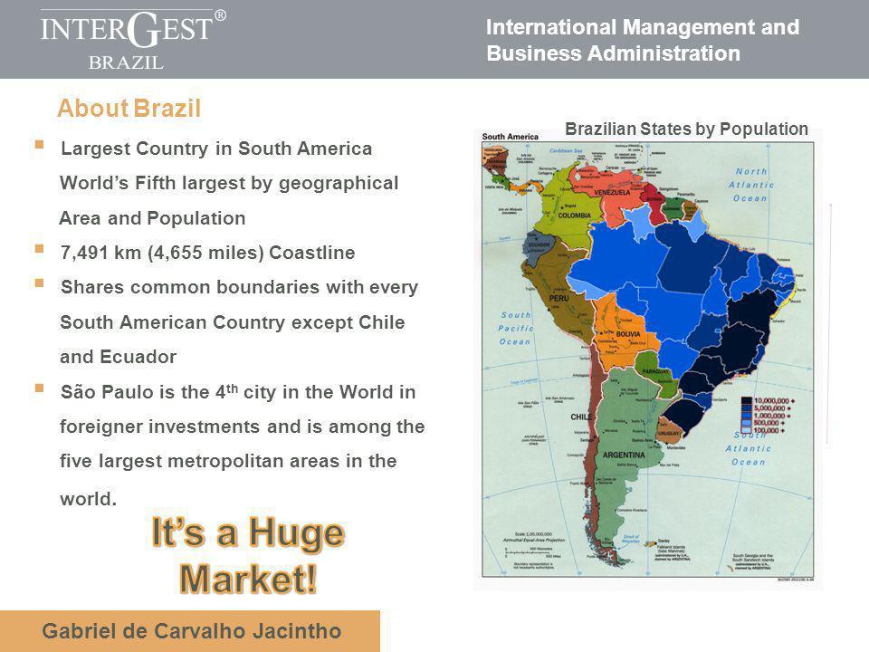 International Management and Business Administration Gabriel de Carvalho Jacintho Need a Ride.