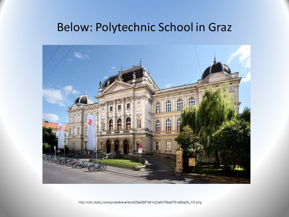 Below: Polytechnic School in Graz http://cdn.dipity.com/uploads/events/c025a0597a61cc0a5c75ba8761a8ba25_1M.png