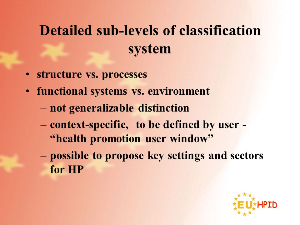 1) HEALTH DEVELOPMENT MODEL HEALTH DISEAS E POSITIVE HEALTH WELLBEING PATHOGENESISSALUTOGENESIS RISK FACTORSRESOURCES SOCIO-ECOLOGICAL ENVIRONMENT INDIVIDUAL(S ) mental physical social HEALTH CAPACITIES HEALTH HEALTH OPPORTUNITIES ANALYTICAL PERSPECTIVES ON HEALTH DEVELOPMENT