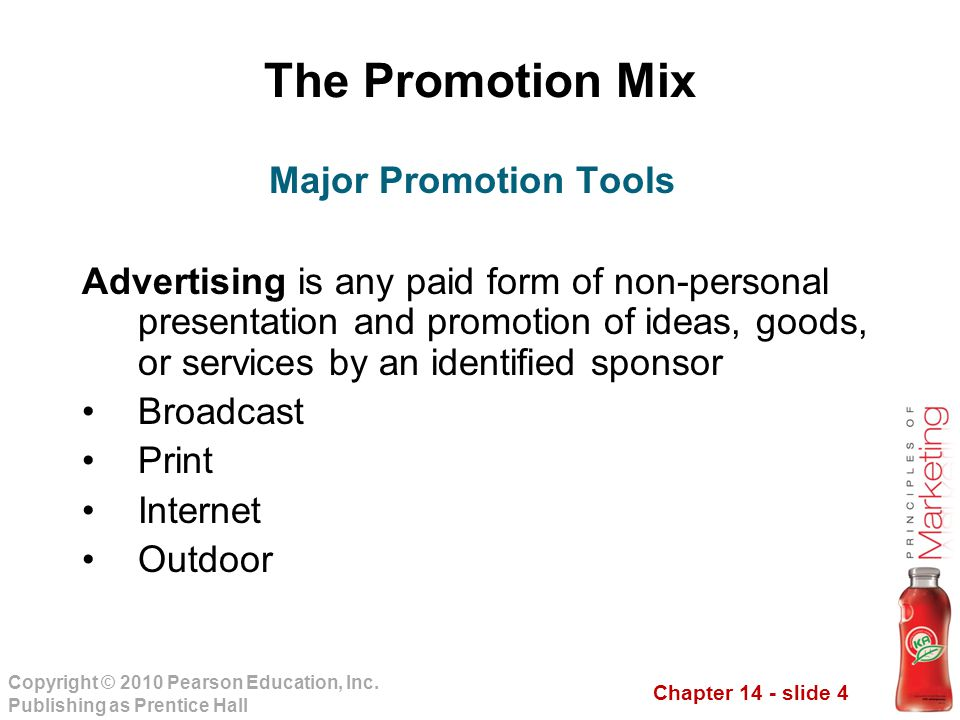 Chapter 14 - slide 25 Copyright © 2010 Pearson Education, Inc.