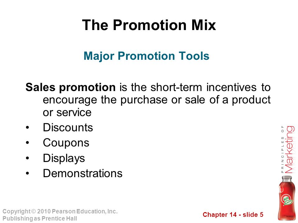 Chapter 14 - slide 16 Copyright © 2010 Pearson Education, Inc.