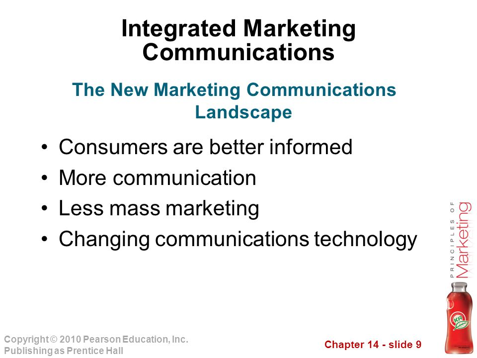 Chapter 14 - slide 10 Copyright © 2010 Pearson Education, Inc.