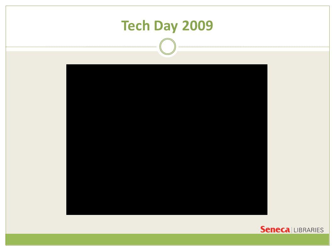Tech Day 2009
