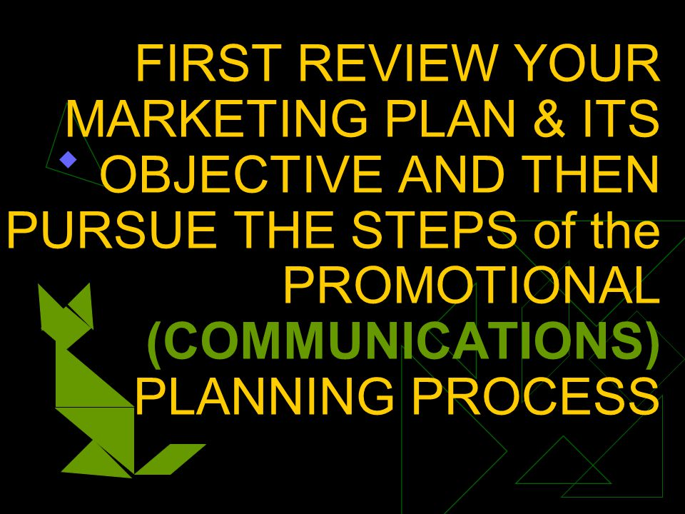 PROMOTION PLANNING STEP PLANNING, MANAGING, BLENDING THE COMMUNICATIONS SELECTING MEDIA As of 2004, the typical U.S.