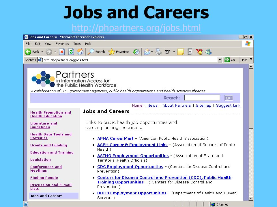 Jobs and Careers http://phpartners.org/jobs.html http://phpartners.org/jobs.html