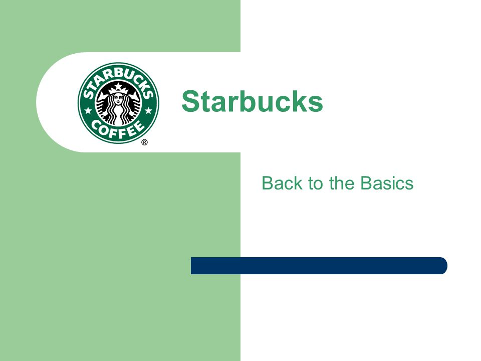 Promotional Strategy What model does Starbucks use.