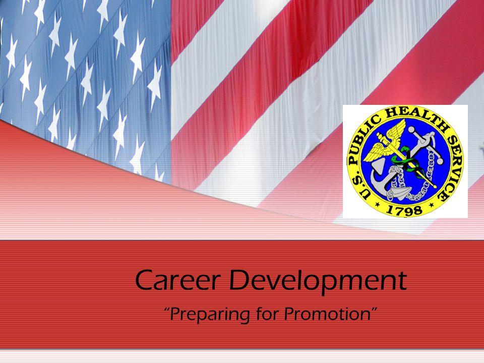 Career Development Preparing for Promotion