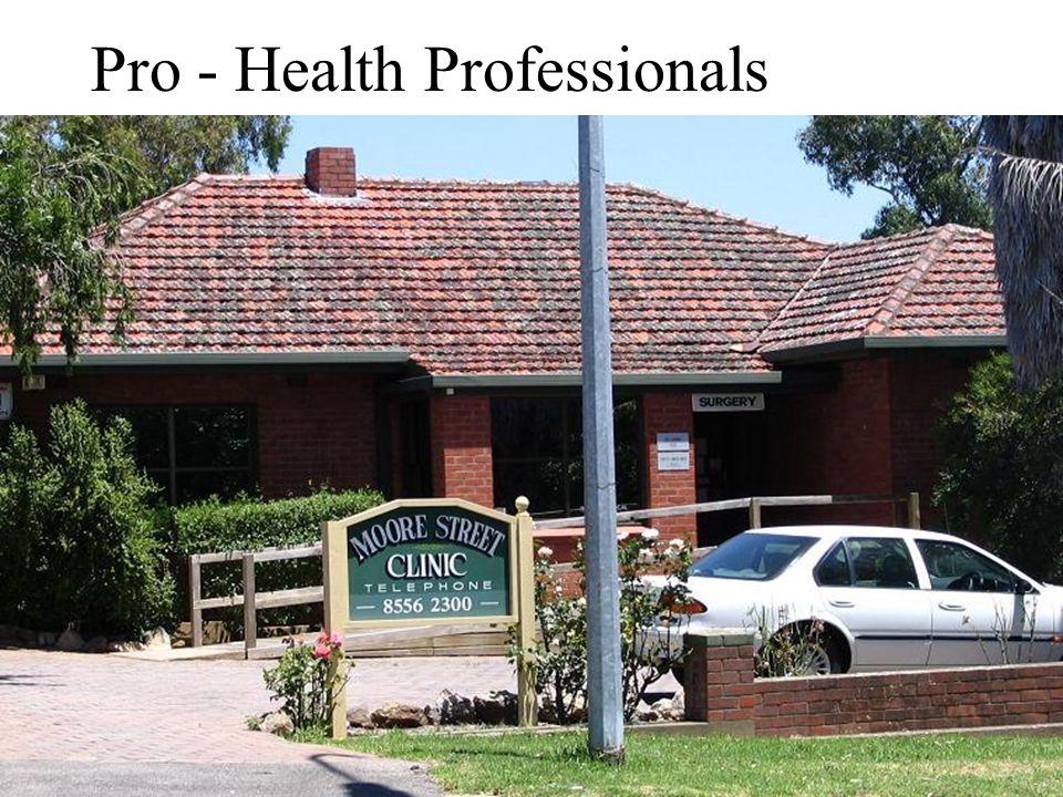 9 Pro - Health Professionals