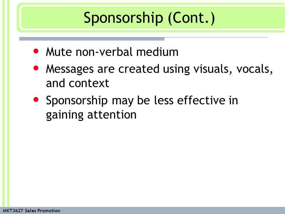 MKT3627 Sales Promotion Co-marketing Co-branding Licensing Tie-ins Partnership Programs