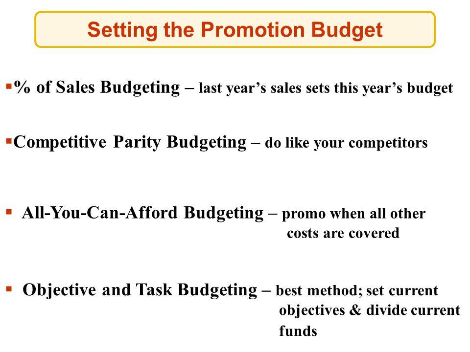 A comparison of push vs pull promotional strategiespushpull